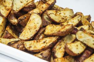Crispy Red Potato fries - delivery menu