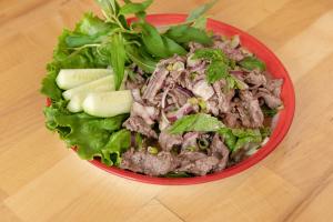 Neua Nam Tok - delivery menu