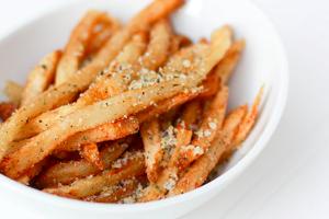 Parmesan Fries - delivery menu