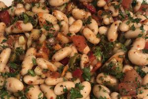 Quinoa and Beans Salad - delivery menu
