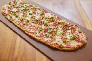 Bacon Pie - delivery menu