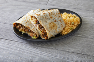 Burrito Dinner Combo - delivery menu