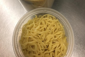 Spicy Beef Noodles in Soup - delivery menu