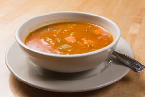1 Pint Vegetable Soup - delivery menu