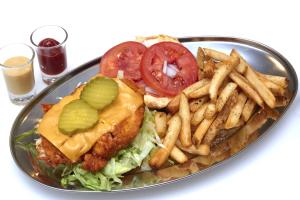 Zinger Burger - delivery menu