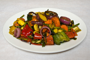 1 lb. Mixed Grilled Vegetables - delivery menu