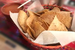 Basket of Chips - delivery menu