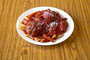 Ziti Meatballs - delivery menu