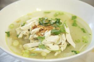 86. Chicken Noodle Soup - delivery menu
