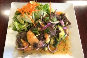 32. Yum Nuar Salad - delivery menu