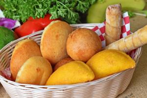 Bunuelos - delivery menu