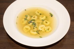 Tortellini Al Brodo Soup - delivery menu