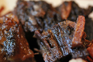 1/4 lb. Double Smoked Beef Burnt Ends - delivery menu