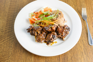 Oxtail Dinner - delivery menu