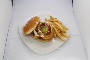 Ranch Burger - delivery menu