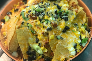 Loaded Nachos - delivery menu
