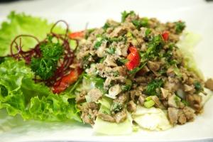 27. Larb Ped Salad - delivery menu