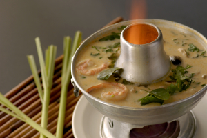Coconut Soup - delivery menu