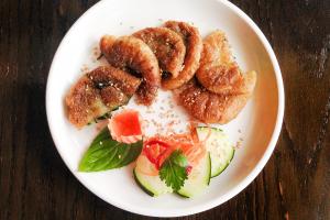 Chive Dumplings - delivery menu
