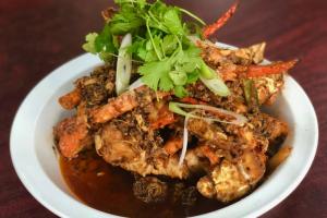 Chili King Crab - delivery menu