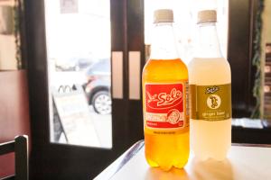 Plastic Bottle Solo - delivery menu