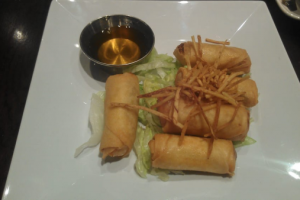 Thai Spring Rolls - delivery menu