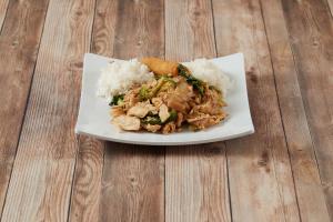 SN1. Pad Thai - delivery menu