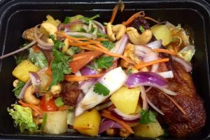 Duck Salad - delivery menu