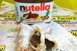 Nutella Bites - delivery menu