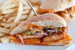 Spicy Grilled Chicken Sandwich - delivery menu