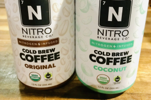 7 N NITRO COLD BREW COFFEE - delivery menu
