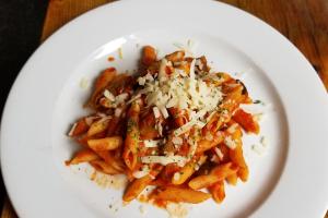 Penne Siciliana - delivery menu