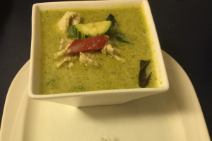 4. Green Curry Lunch - delivery menu