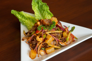 Crispy Duck Salad - delivery menu