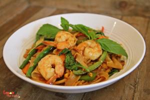 Crazy Noodles - delivery menu