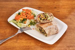 Quinoa Burrito - delivery menu