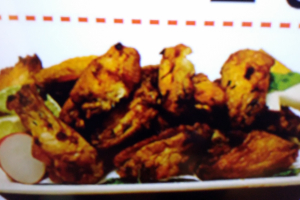 B. Mixed Wings and Arms Oven Baked Chicken - delivery menu