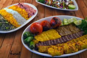 40-2. Maral Special - delivery menu