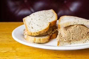 Chopped Liver Sandwich - delivery menu