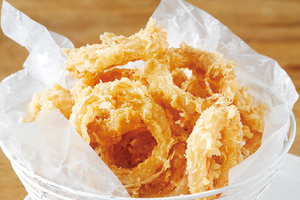 Onion Rings Tray - delivery menu