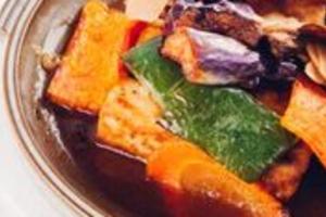 Tofu Veggie Tobanyaki - delivery menu