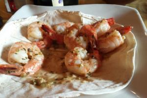 Shrimp Har'rak - delivery menu