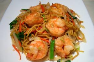 Shrimp Lo Mein - delivery menu