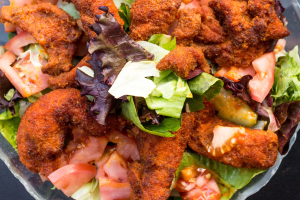 Buffalo Chicken Salad - delivery menu