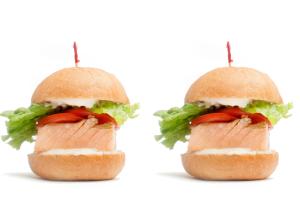 Salmon JR - delivery menu