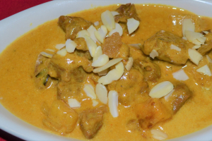 LAMB KORMA  (Mild) - delivery menu
