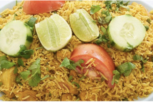 Chicken Biryani - delivery menu