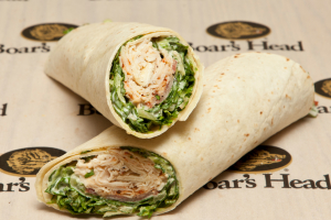 Blazing Buffalo Wrap - delivery menu