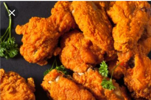 1 Dozen of Chicken Wings - delivery menu