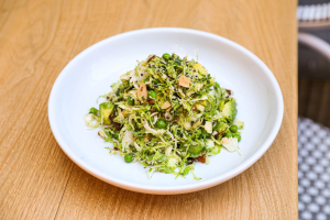 Brussel Sprouts Salad - delivery menu